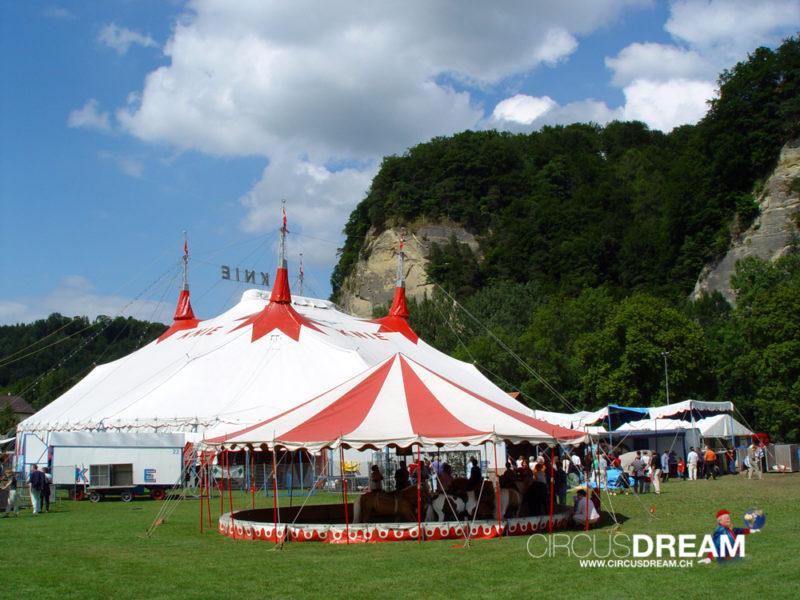 Schweizer National-Circus Knie - Burgdorf BE 2003
