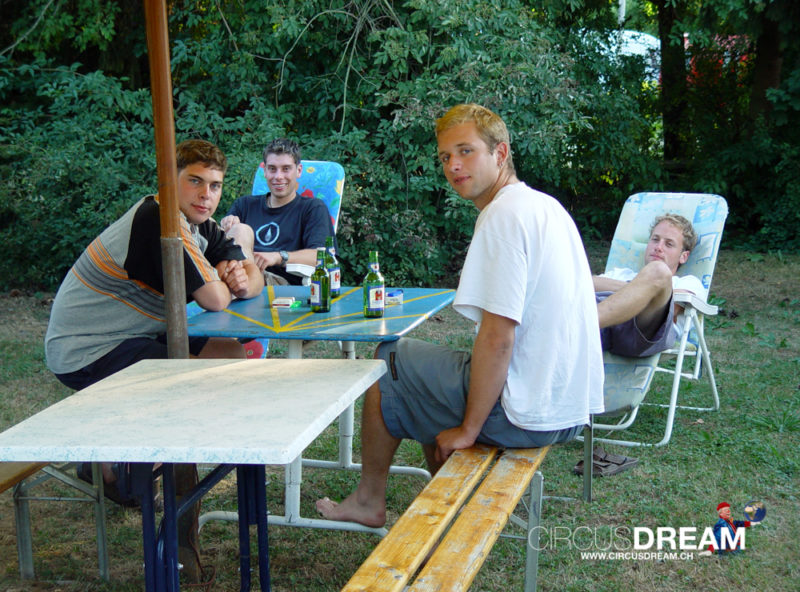 Schweizer National-Circus Knie - Délemont JU 2003