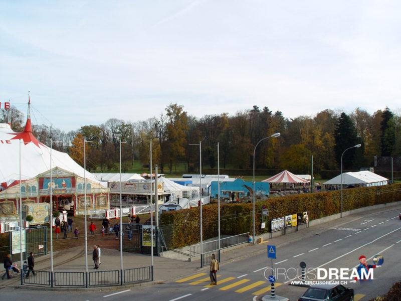 Schweizer National-Circus Knie - Fribourg FR 2003