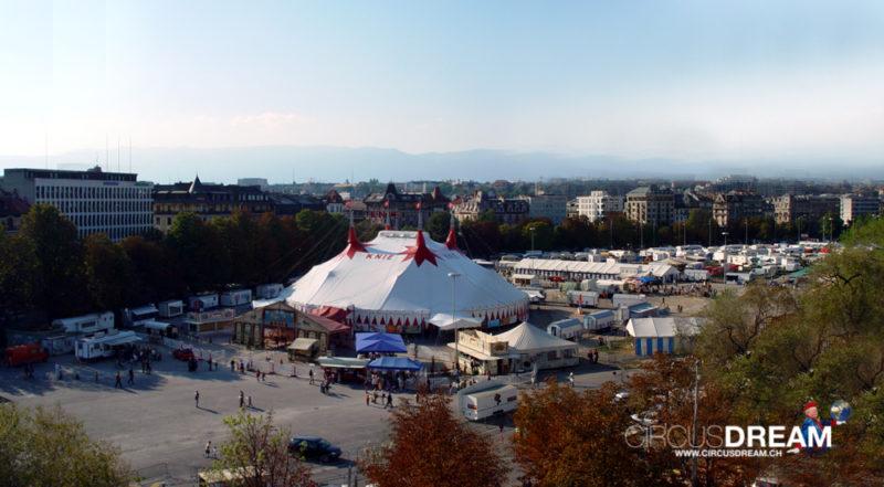 Schweizer National-Circus Knie - Genève GE 2003