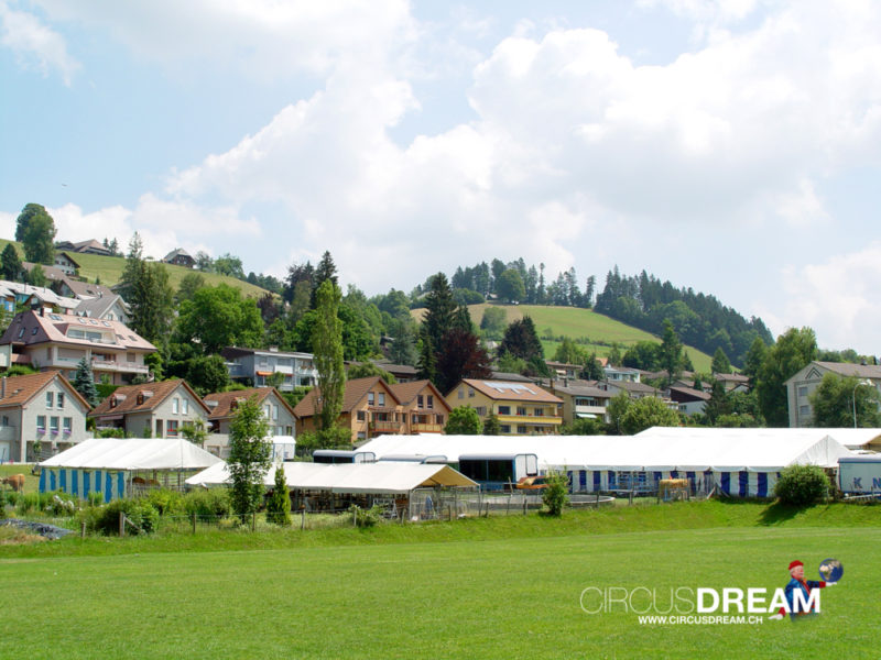 Schweizer National-Circus Knie - Langnau BE 2003