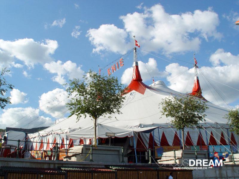 Schweizer National-Circus Knie - Neuchâtel NE 2003