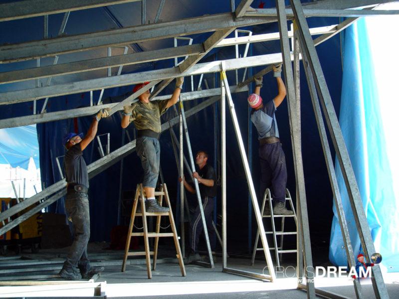 Schweizer National-Circus Knie - Nyon VD 2003