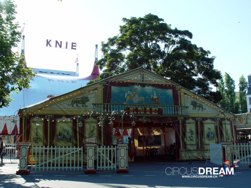Schweizer National-Circus Knie - Olten SO 2003