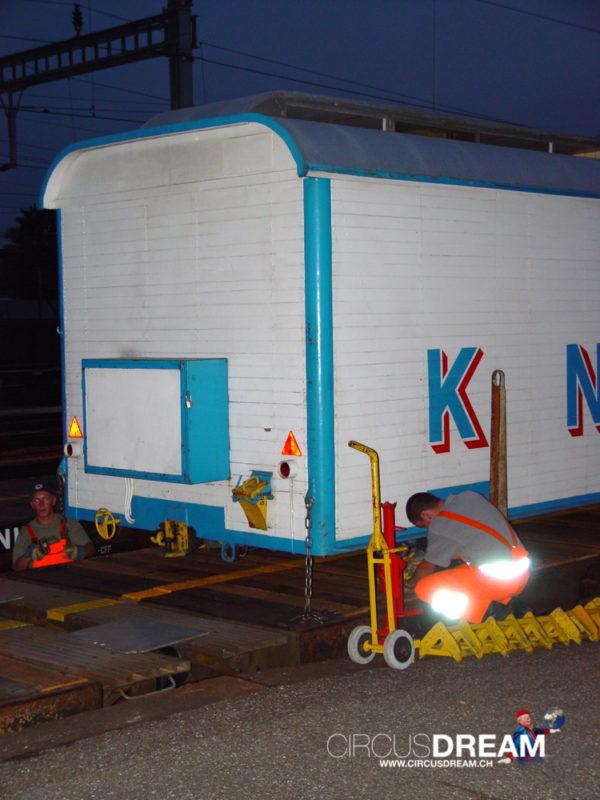 Schweizer National-Circus Knie - Solothurn SO 2003
