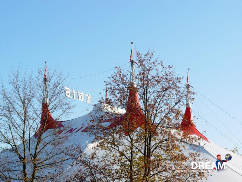 Schweizer National-Circus Knie - Thun BE 2003