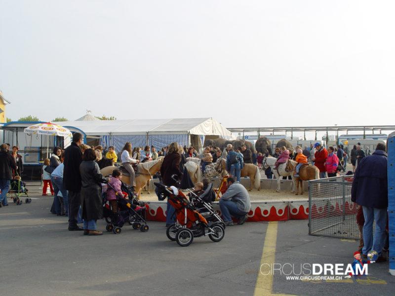 Schweizer National-Circus Knie - Vevey VD 2003