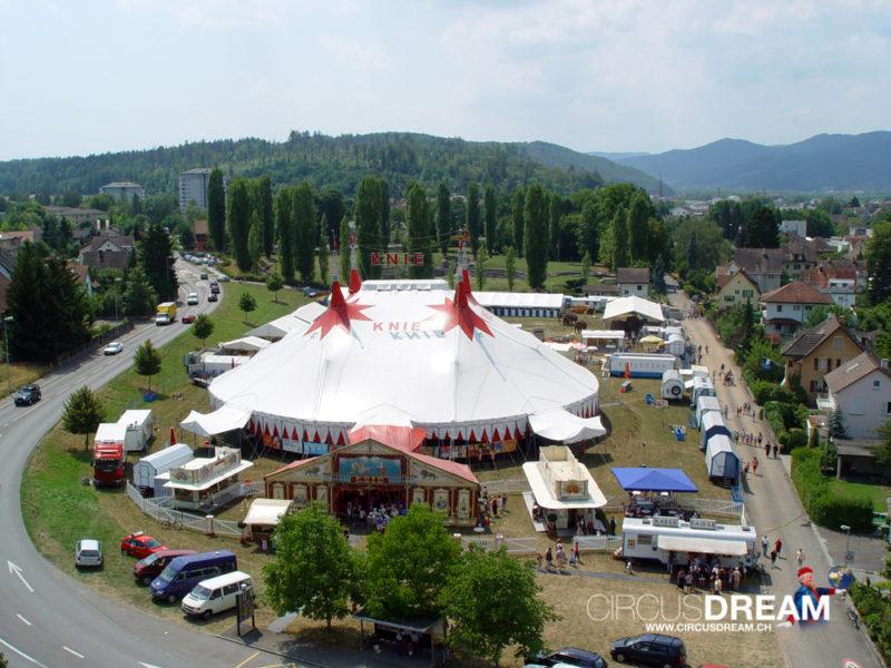 Schweizer National-Circus Knie - Windisch-Brugg AG 2003