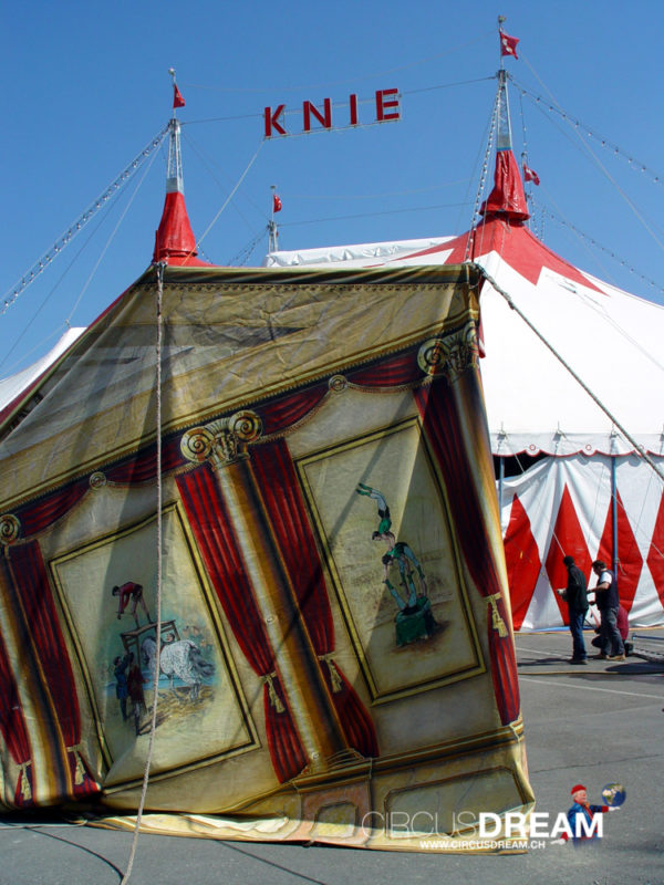Schweizer National-Circus Knie - Winterthur ZH 2003