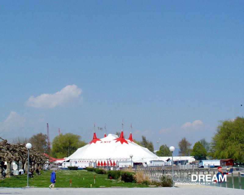 Schweizer National-Circus Knie - Kreuzlingen TG 2003