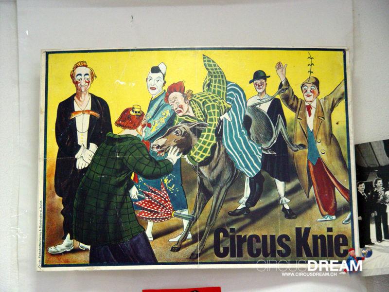 Schweizer National-Circus Knie - Yverdon-les-Bains VD 2003