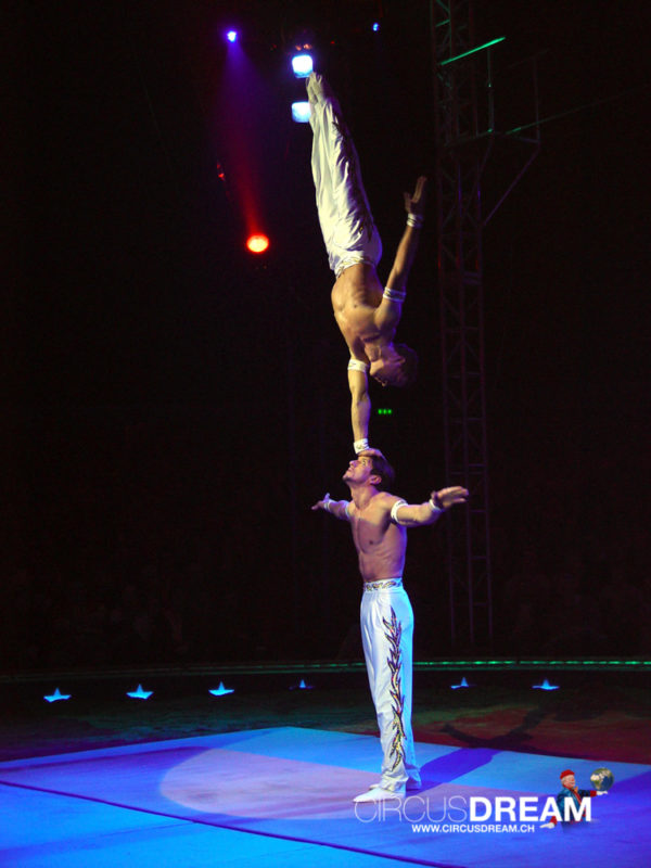Schweizer National-Circus Knie - Zürich ZH 2003