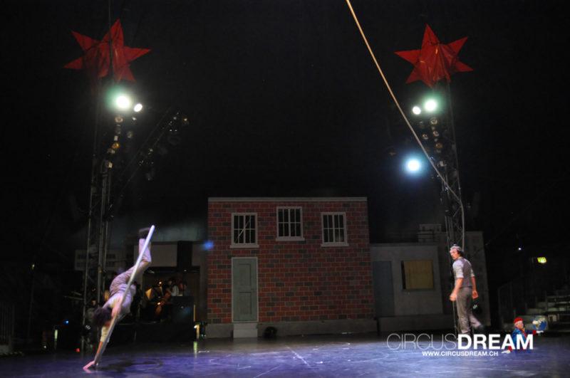 Circus Monti - Wohlen AG 2016
