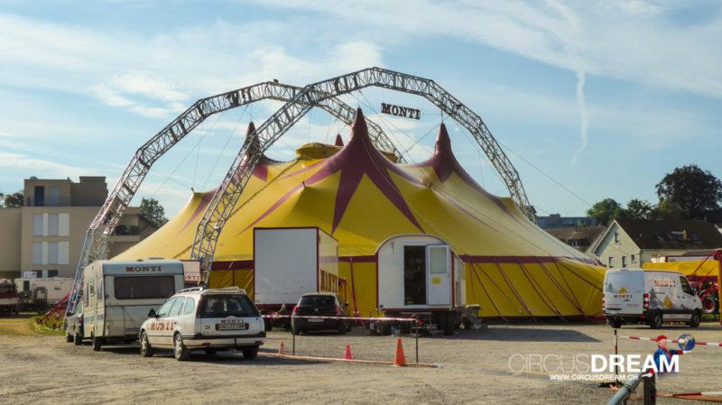 Circus Monti - Wohlen AG 2018