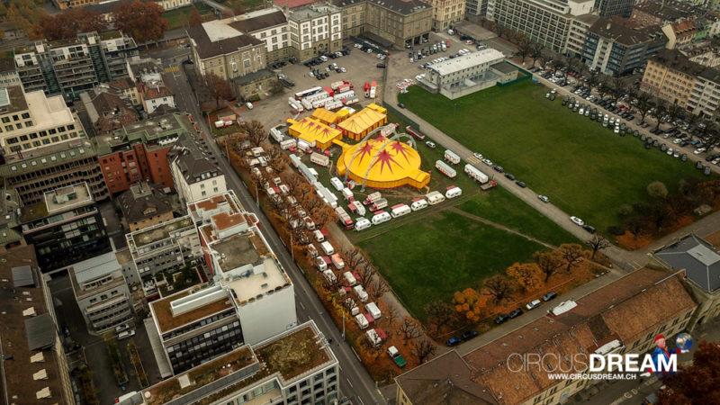 Circus Monti - Zürich ZH 2018