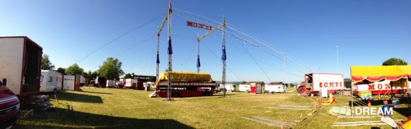 Circus Monti - Rafz ZH 2014