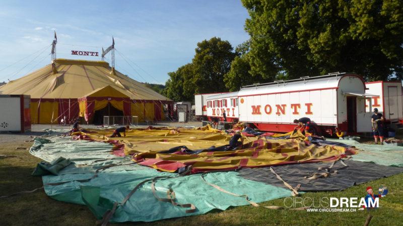 Circus Monti - Schaffhausen SH 2014