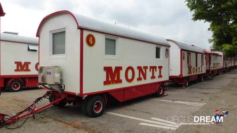 Circus Monti - Winterthur ZH 2014