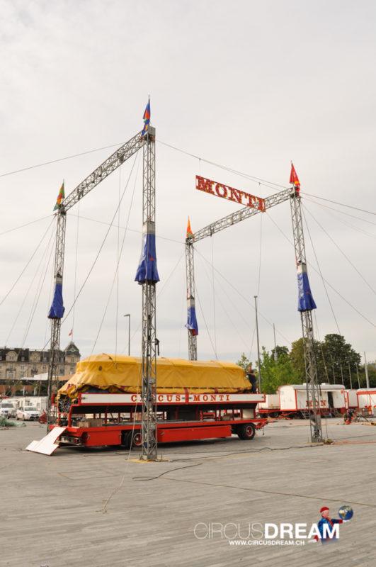 Circus Monti - Zürich ZH 2014