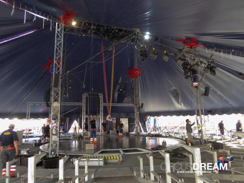 Circus Monti - Winterthur ZH 2015