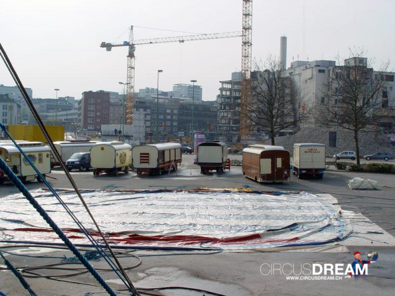Circus Theater Roncalli - Essen (D) 2008