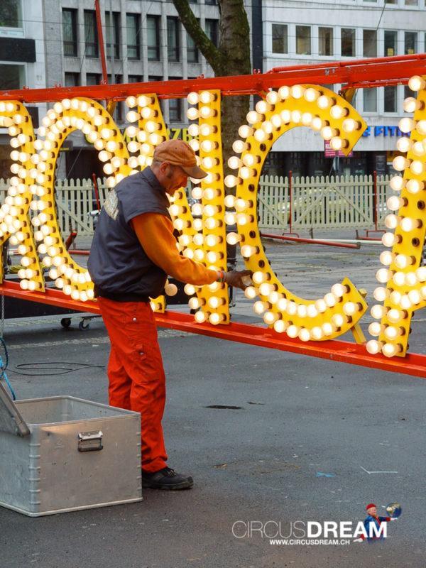 Circus Theater Roncalli - Köln (D) 2008