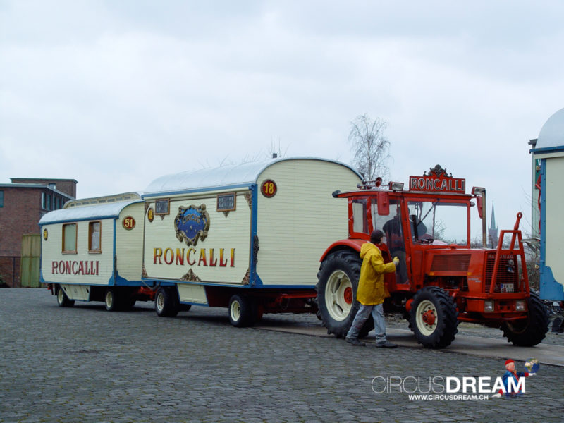 Circus Theater Roncalli - Köln 2008