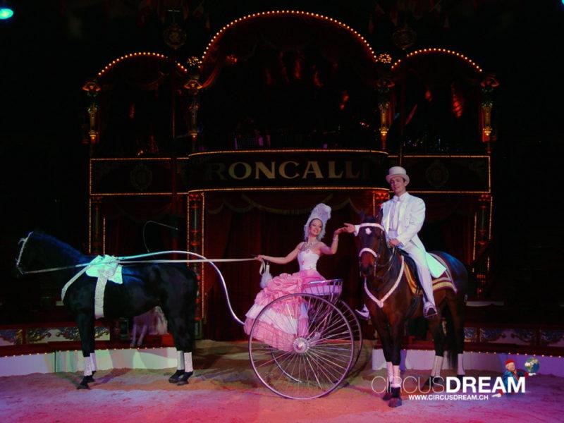 Circus Theater Roncalli - Recklinghausen (D) 2008