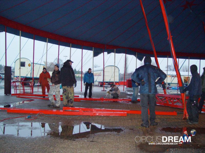 Circus Theater Roncalli - Oldenburg (D) 2007