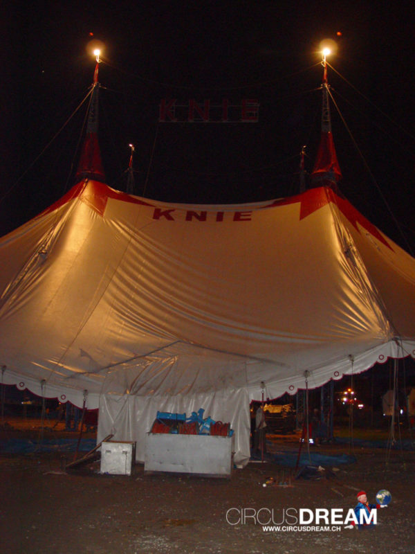 Schweizer National-Circus Knie - Langnau BE 2004