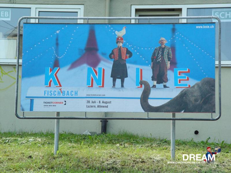 Schweizer National-Circus Knie - Luzern LU 2004