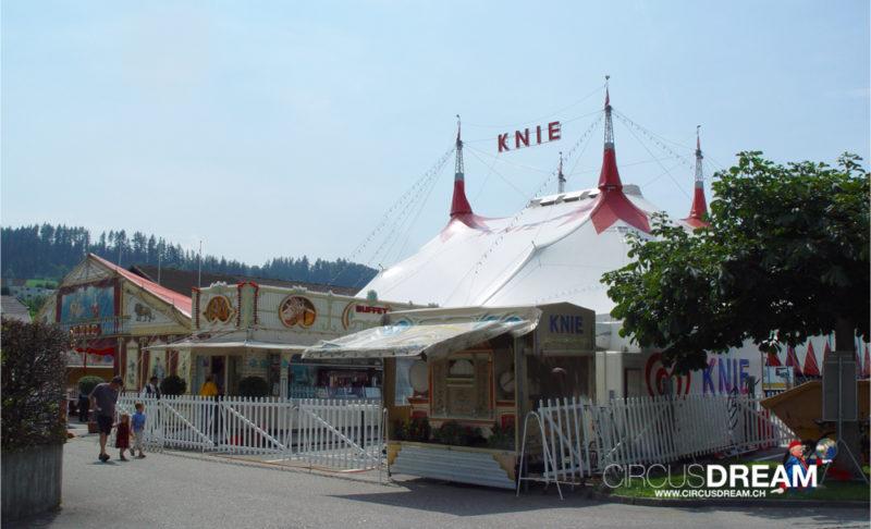 Schweizer National-Circus Knie - Willisau LU 2004