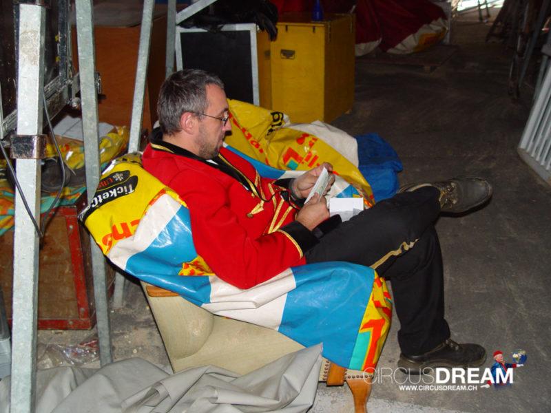 Schweizer National-Circus Knie - Vevey VD 2004
