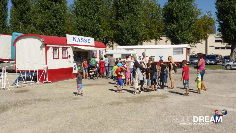 Zirkus Stey - Bülach ZH 2013