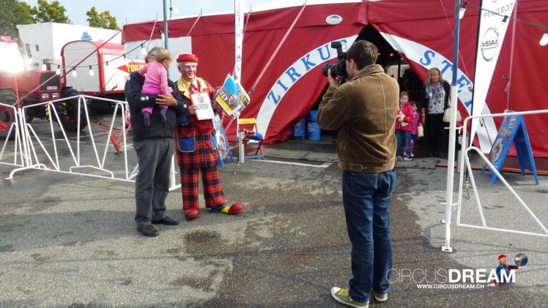 Zirkus Stey - Frauenfeld TG 2013