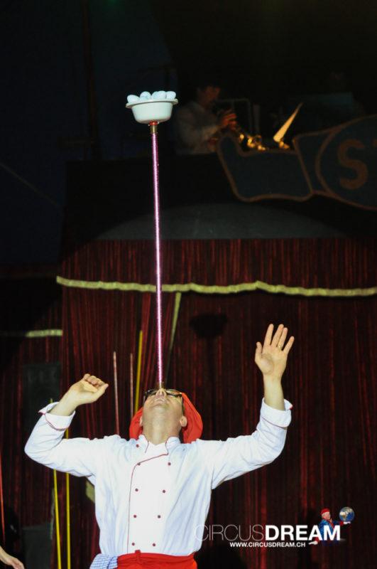 Zirkus Stey - Kloten ZH 2013