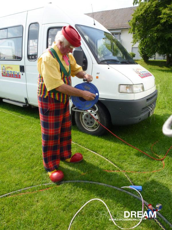 Zirkus Stey - Neftenbach ZH 2013