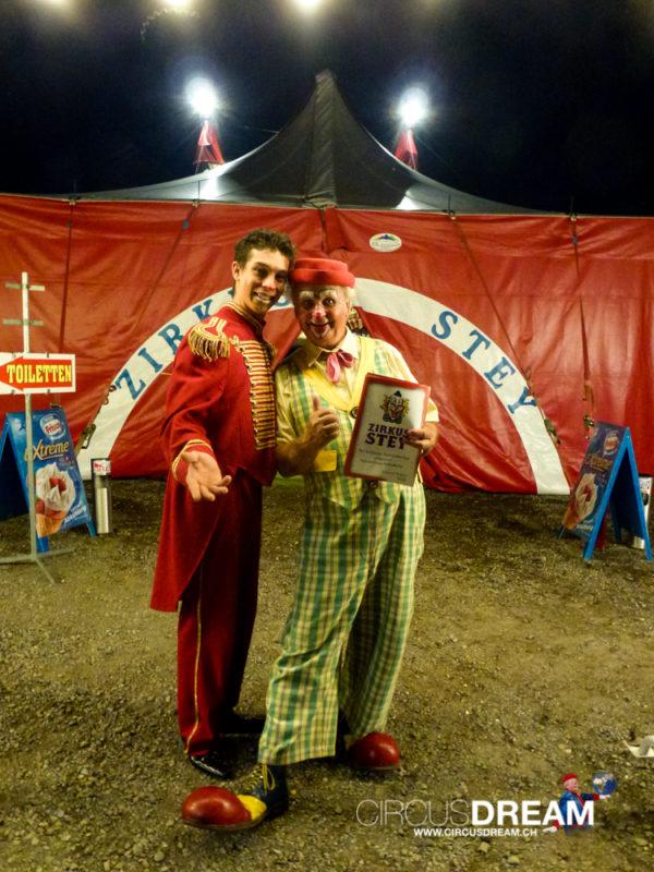 Zirkus Stey - Oberglatt ZH 2013