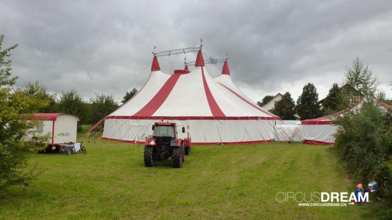 Zirkus Stey - Oberstammheim ZH 2013