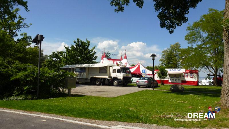 Zirkus Stey - Romanshorn TG 2013