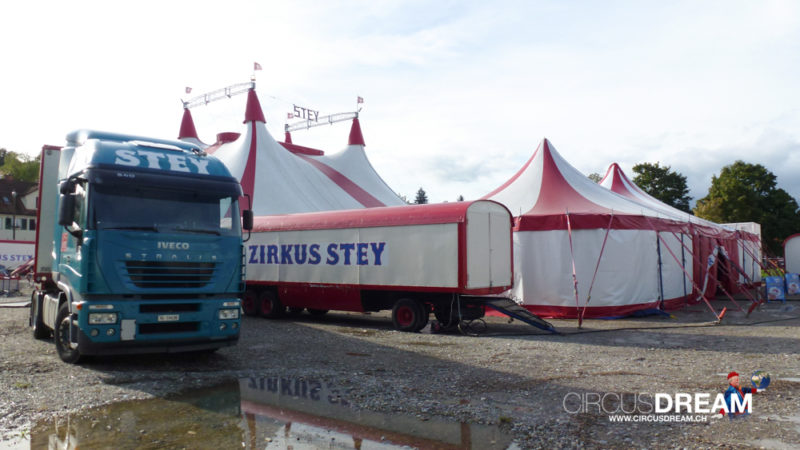 Zirkus Stey - Winterthur ZH 2013