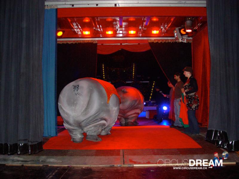 Circus Theater Roncalli - Berlin (D) 2008
