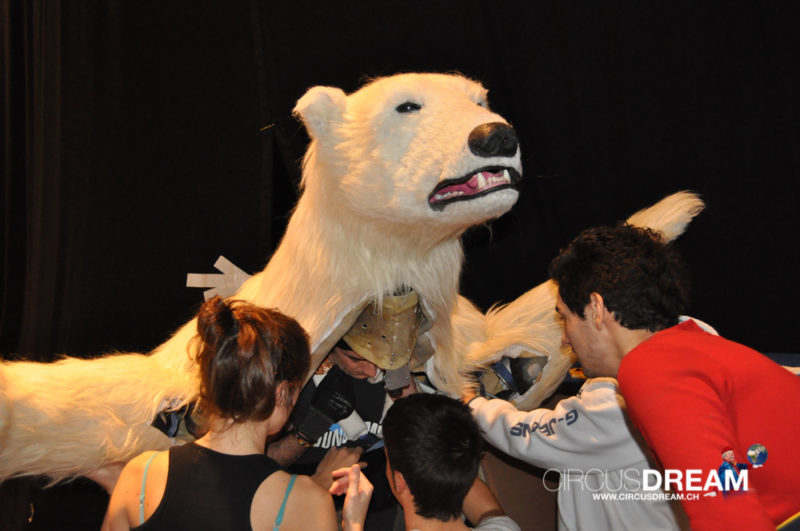 Circus Theater Roncalli - Berlin (D) 2009