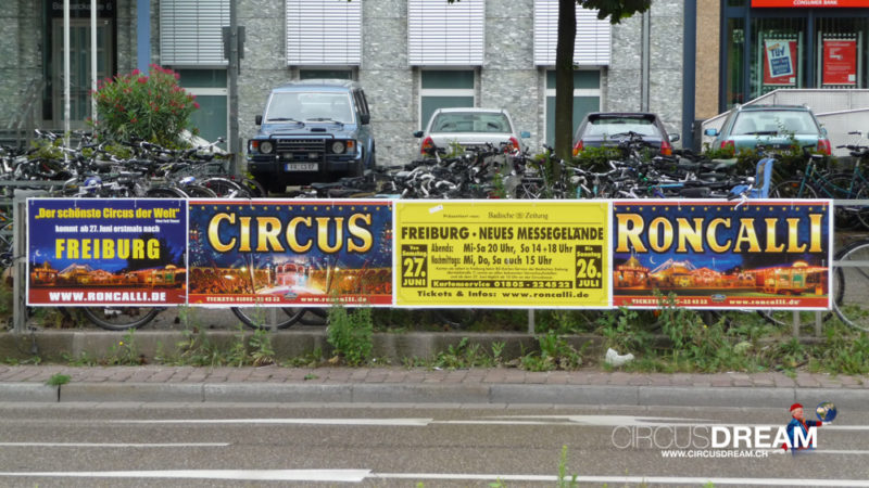 Circus Theater Roncalli - Freiburg (D) 2009
