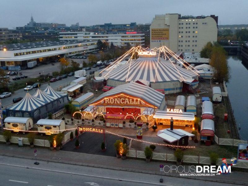 Circus Theater Roncalli - Hamburg (D) 2008
