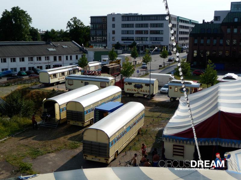 Circus Theater Roncalli - Karlsruhe (D) 2008