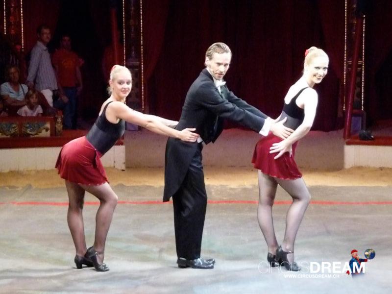 Circus Theater Roncalli - Lübeck (D) 2008