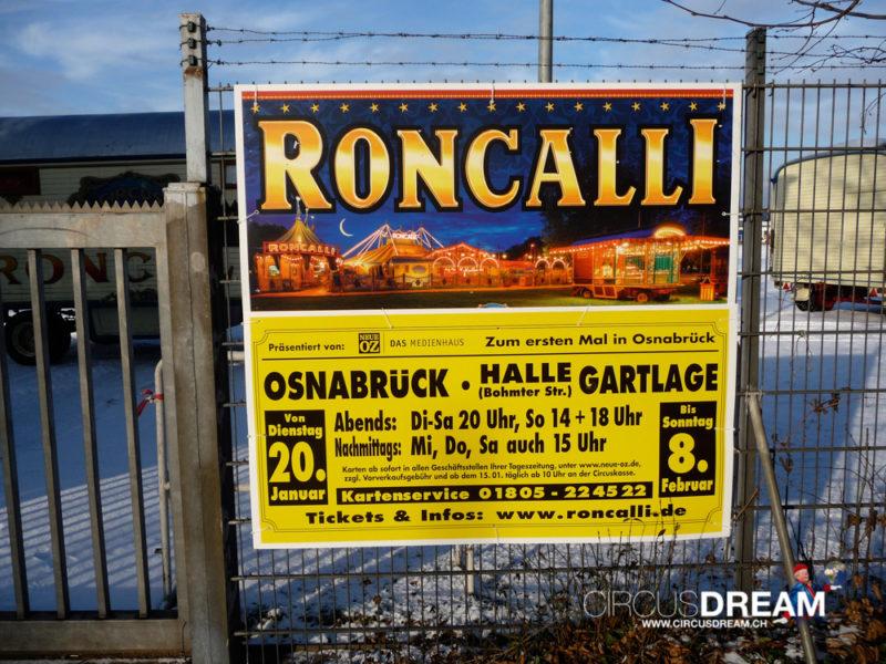 Circus Theater Roncalli - Osnabrück (D) 2009