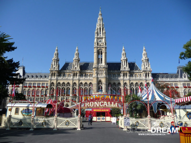 Circus Theater Roncalli - Wien (A) 2009