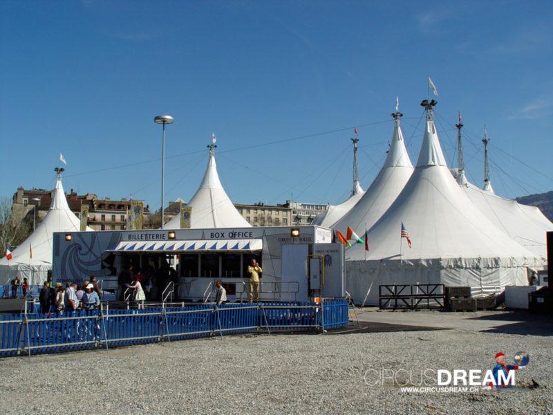 Cirque du Soleil (Dralion) - Genève GE 2006